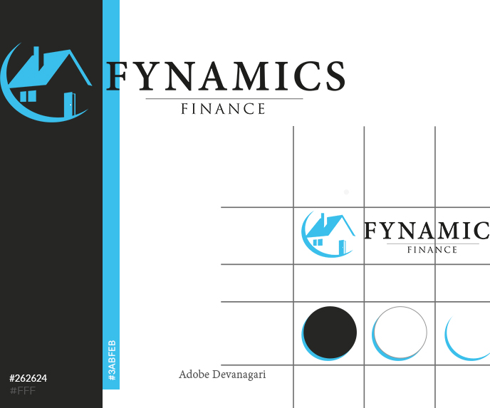 Fynamics Brand design created by Bright Choice Marketing