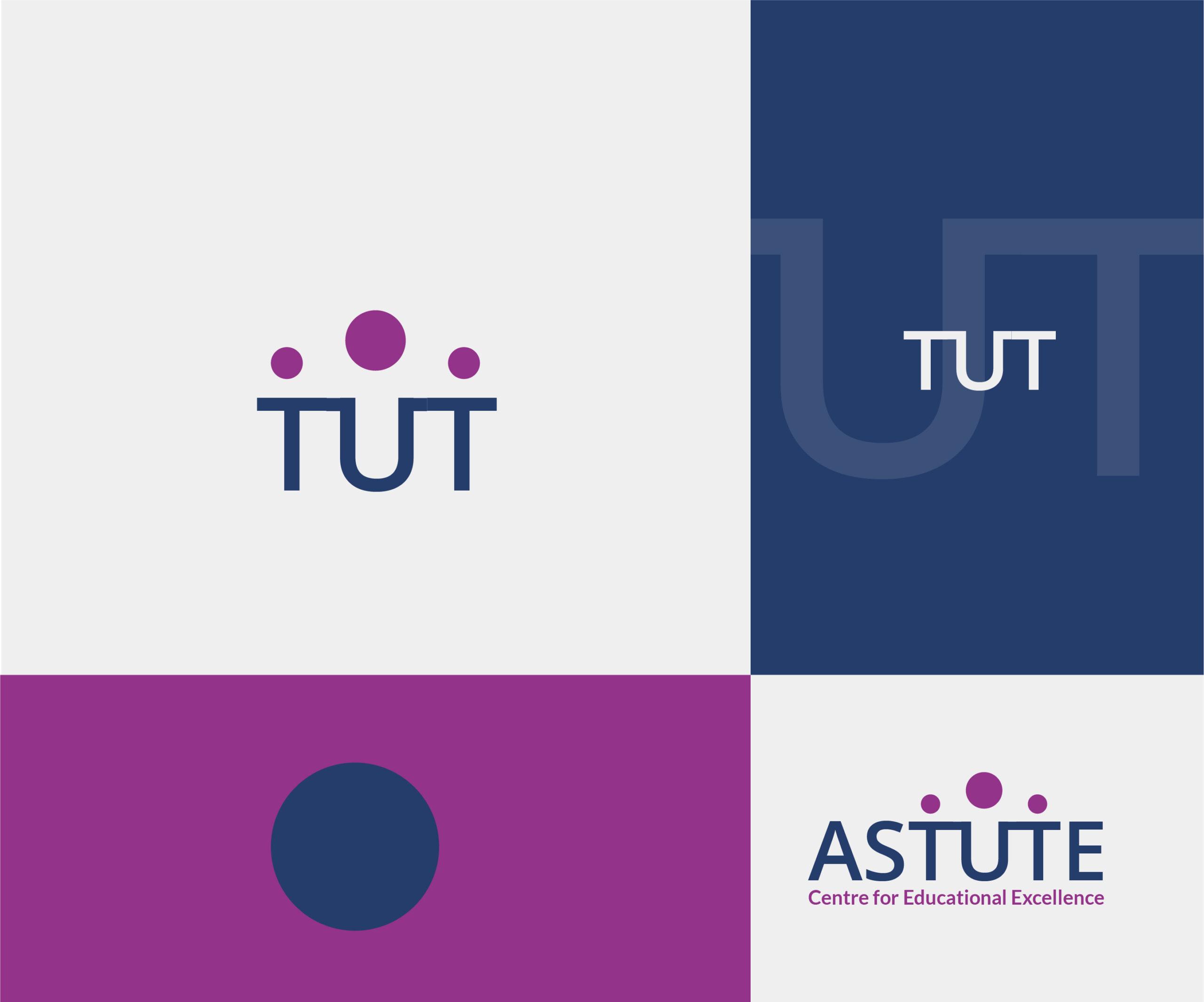 Astute Learning Centre branding